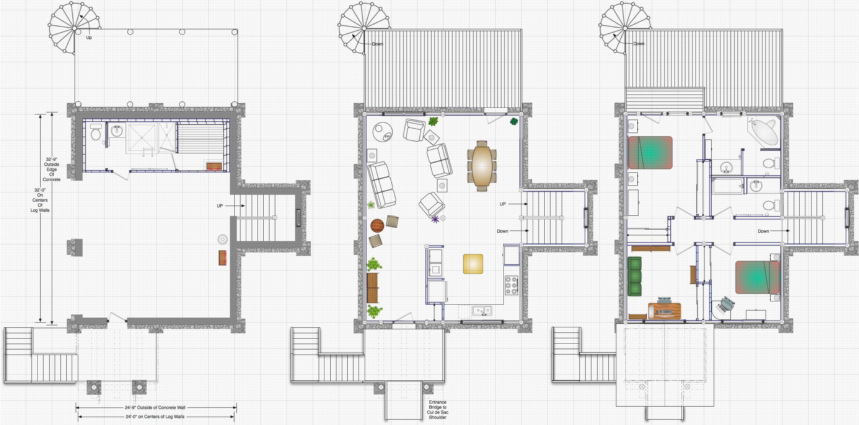 House floor plans under 100 for 100 floor 39