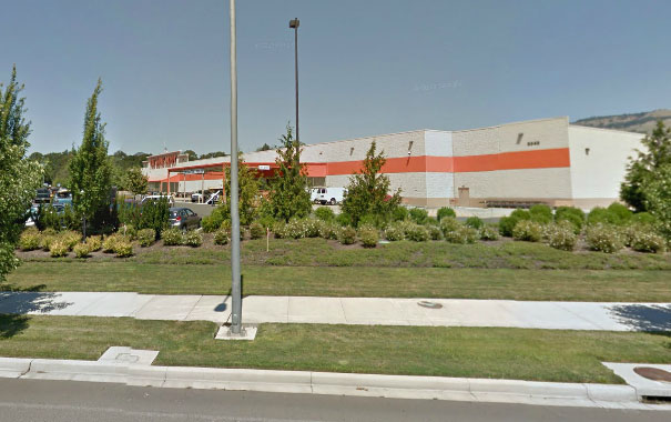 Home Depot Used For Our Project